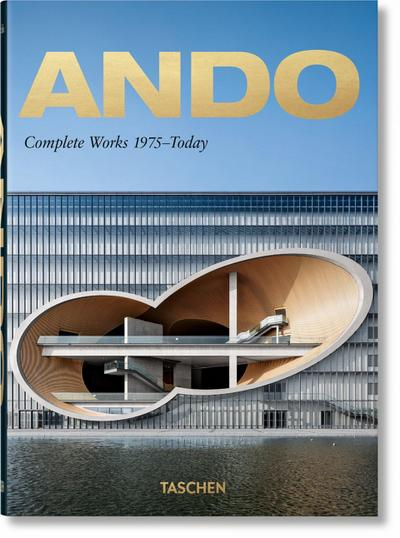 Ando. Complete Works 1975-Today. 40th Ed.