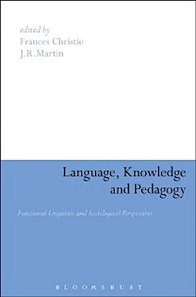 Language, Knowledge and Pedagogy