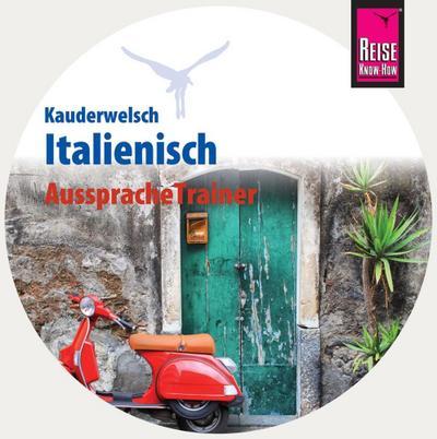 Reise Know-How Kauderwelsch AusspracheTrainer Italienisch (Audio-CD)