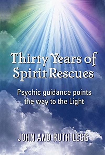 Thirty years of spirit rescues