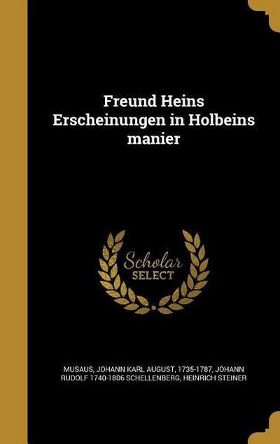 GER-FREUND HEINS ERSCHEINUNGEN