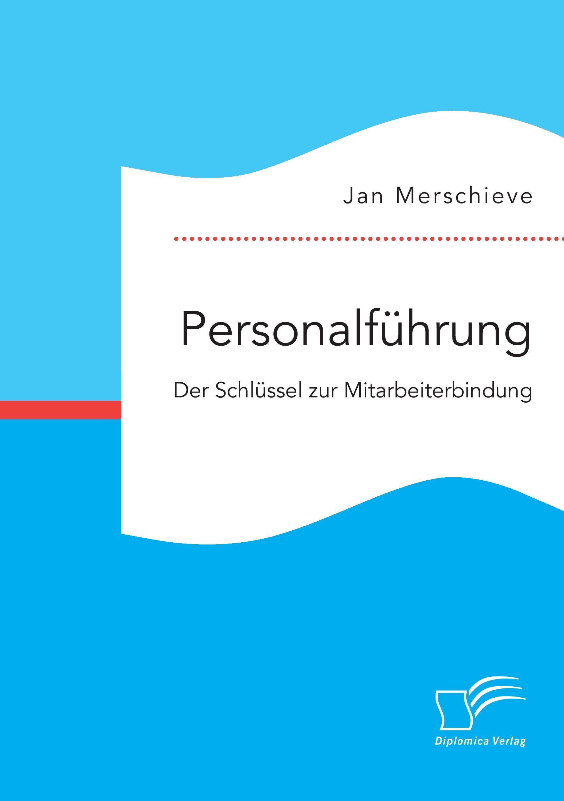Personalführung - Jan Merschieve -  9783959349628