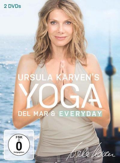 Yoga Del Mar & Yoga Everyday - 2 Disc DVD
