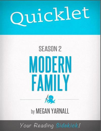 Quicklet on Modern Family Season 2