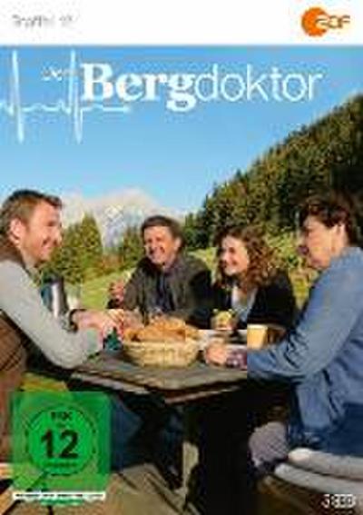 Der Bergdoktor. Staffel.12, 3 DVD