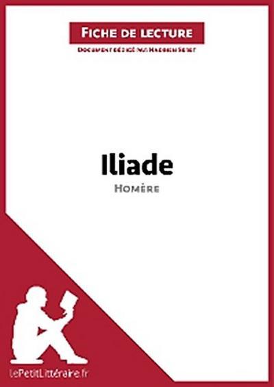 L'Iliade d'Homère (Analyse de l'oeuvre)