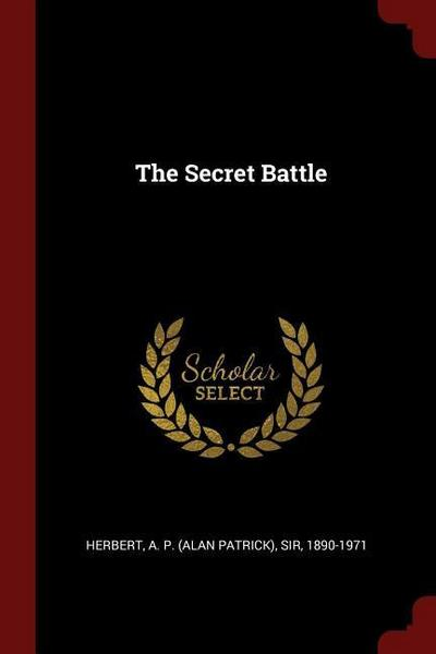 The Secret Battle