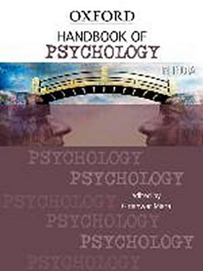 Handbook of Psychology in India