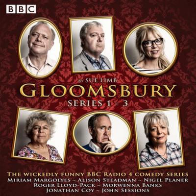 Gloomsbury: Series 1-3