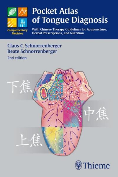 Pocket Atlas of Tongue Diagnosis