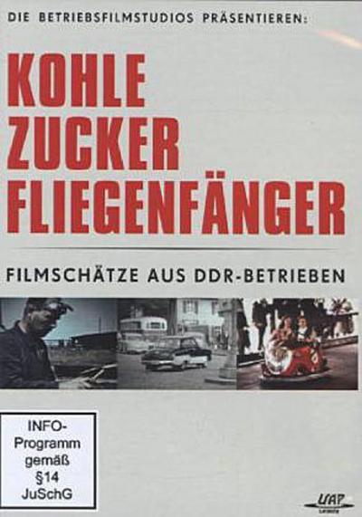Kohle Zucker Fliegenfänger, 1 DVD
