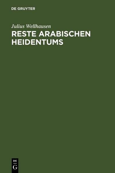 Reste arabischen Heidentums