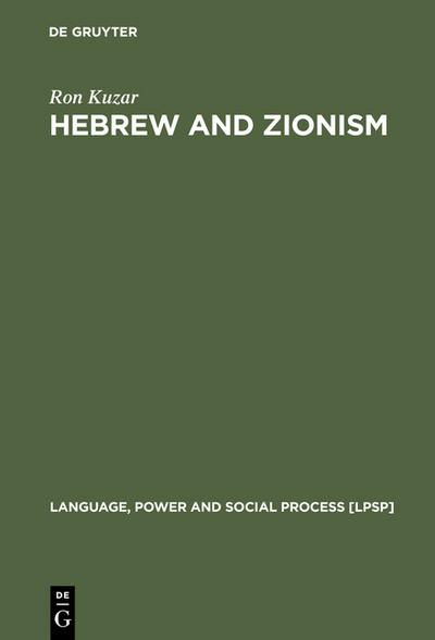 Hebrew and Zionism