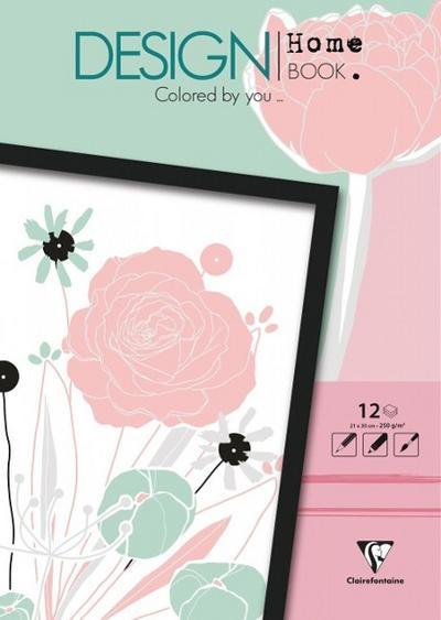 Design Home Book Blumen