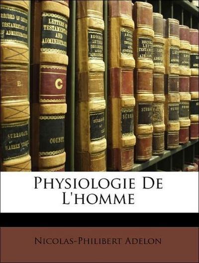 Physiologie De L'homme