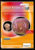 Didaktische DVD Unser Körper in 3D - Sinne un ...