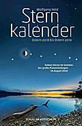 Sternkalender Ostern 2018 bis Ostern 2019