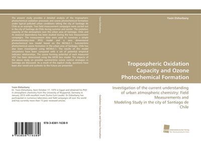Tropospheric Oxidation Capacity and Ozone Photochemical Formation