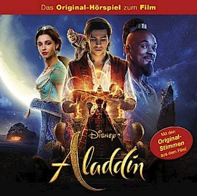 Aladdin (2019), 1 Audio-CD