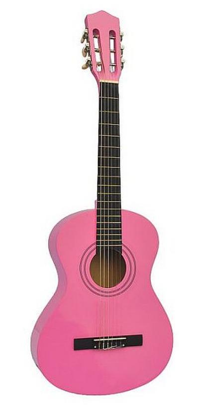 Voggenreiter die kleine Kinder Gitarre, pink - HESS - Babyartikel, Deutsch, , ,