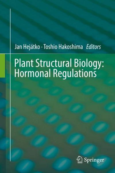 Plant Structural Biology: Hormonal Regulations