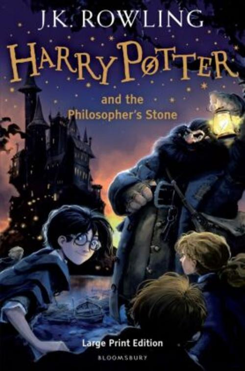 J. K. Rowling ~ Harry Potter and the Philosopher's Stone 9780747554561