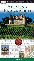 Südwest-Frankreich; Vis à Vis; Deutsch; über 900 farb. Fotos, Ill. u. Ktn