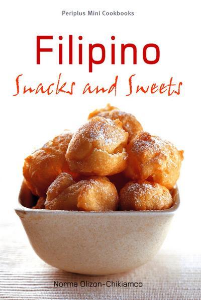 Mini Filipino Snacks and Sweets