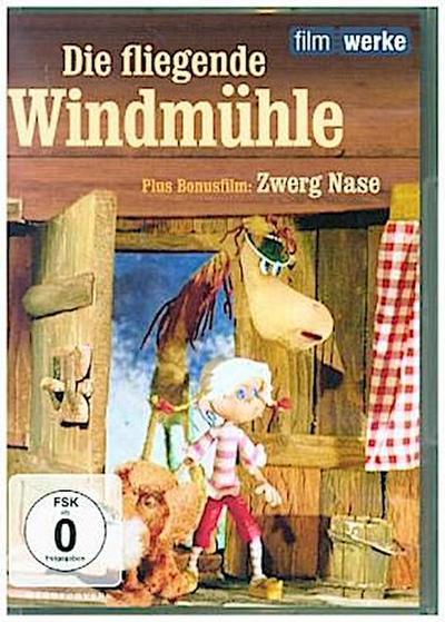 Fliegende Windmühle/Zwerg Nase DVD
