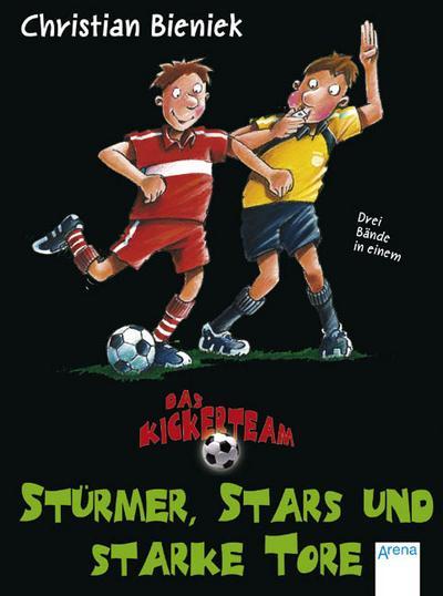 Stürmer, Stars und starke Tore: Das Kickerteam Sonderband