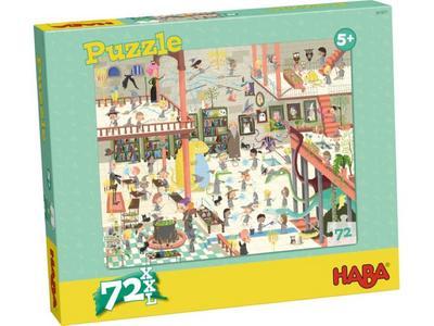 Puzzle Zauberschule. 72 Teile XXL