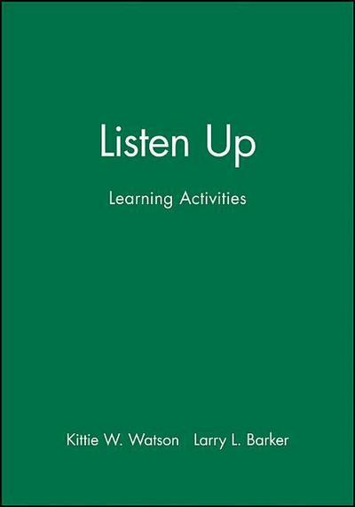 Listen Up: Learning Activities