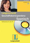 Geschäftskorrespondenz Spanisch