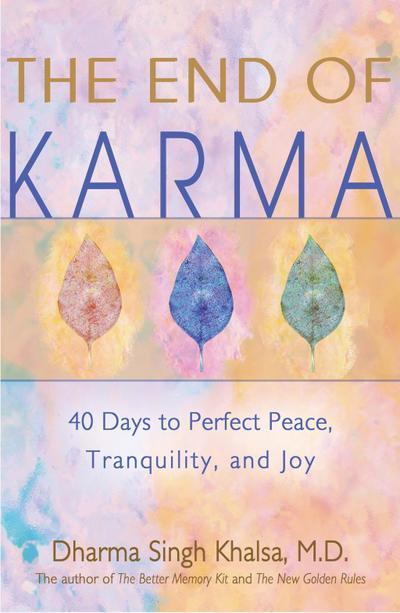 The End of Karma
