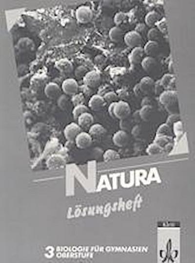 Natura - Biologie für Gymnasien - Gesamtausgabe / 11.-13. Schuljahr