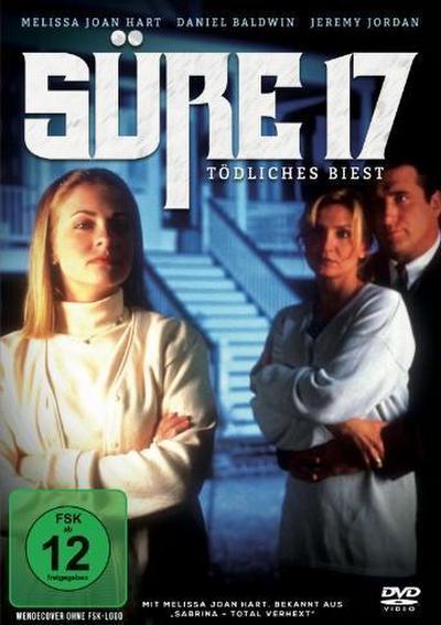 Süße 17 - Tödliches Biest, 1 DVD