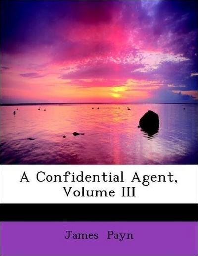 A Confidential Agent, Volume III