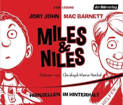 Miles & Niles 01. Hirnzellen im Hinterhalt