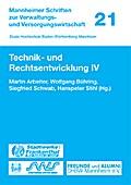 Technik- und Rechtsentwicklung 4