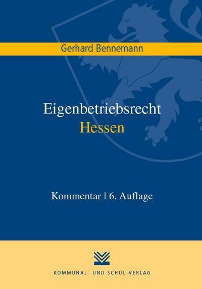 Eigenbetriebsrecht Hessen