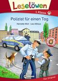 Leselöwen 1. Klasse - Polizist für einen Tag