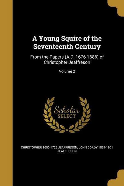 YOUNG SQUIRE OF THE 17TH CENTU