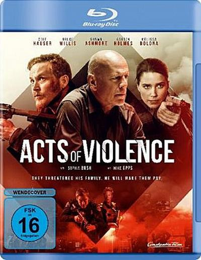 Acts of Violence, 1 Blu-ray