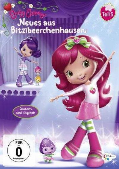 Emily Erdbeer - Neues aus Bitzibeerchenhausen - Teil 5