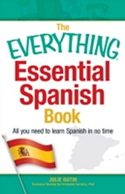 Everything Essential Spanish Book