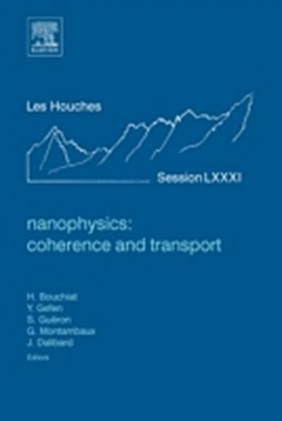 Nanophysics: Coherence and Transport