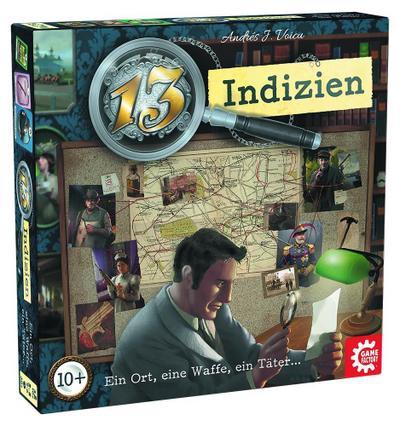 13 Indizien (Spiel)
