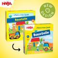 HABA Meine ersten Spiele - Baustelle (Ki ...