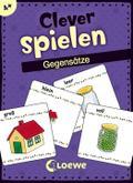 Clever spielen - Gegensätze (Kinderspiel)