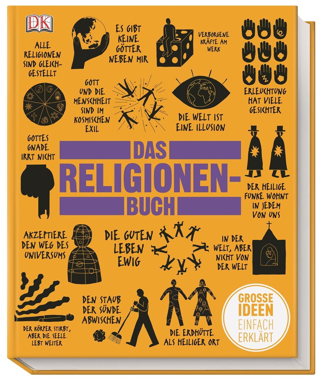 Das Religionen-Buch Große Ideen einfach erklärt von kaufen auf www ...